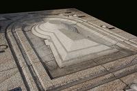 大阪府 仁徳天皇陵と陪塚の復元模型