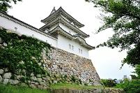兵庫県 明石城坤櫓