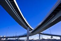 東京都 首都高速湾岸線のインターチェンジ