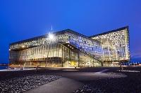 アイスランド ハルパ・コンサート・ホール