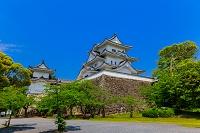 三重県 伊賀上野城 天守閣
