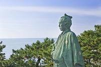 高知県 坂本龍馬像