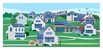 家並太陽光発電