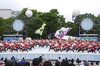 北海道 YOSAKOIソーラン祭り
