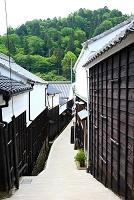 愛知県 豊田市 足助宿 マンリン小路