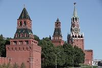 ロシア モスクワ クレムリン
