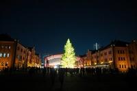 神奈川県 横浜赤レンガ倉庫 クリスマス