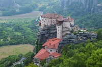 ギリシャ ルサヌ修道院