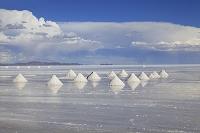 ボリビア ウユニ塩湖
