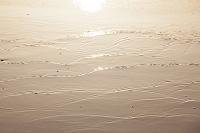 鹿児島県 薩摩川内市 引き波と光