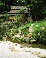 広島県 浄土寺庭園と露滴庵