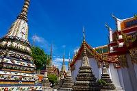 タイ ワット・ポーの仏塔