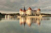 ドイツ ザクセン州 モーリッツブルク城