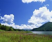 福島県 秋元湖