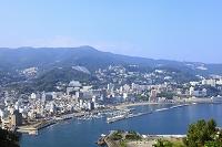 静岡県 熱海温泉と熱海港