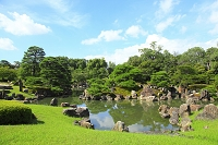 京都府 二条城 二の丸庭園