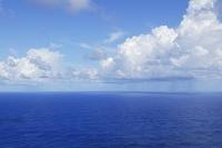 チリ イースター島の海