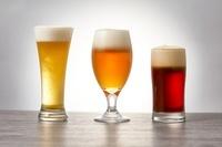 3種類のドイツビール