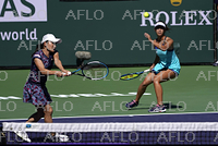 テニス:BNPパリバ・オープン
