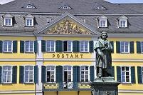 ドイツ ベートーベンの像