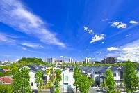 東京都 太陽光パネルを備えた住宅