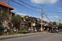 インドネシア バリ島  グヌン・ルパ ヒンドゥー教寺院