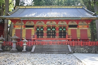 栃木県 日光東照宮の下神庫