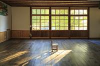 福島県 大沼郡 昭和村 旧喰丸小学校