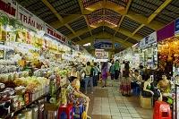 ベトナム ホーチミン ベンタイン市場