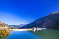 埼玉県 大滝の紅葉と滝沢ダム