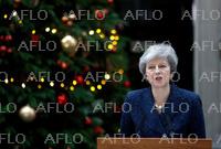 英与党、メイ首相の不信任投票を実施へ