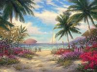 Sea Breeze Path
