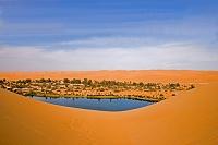 リビア ウバリ砂丘