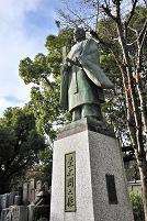 愛知県 豊太閤の像