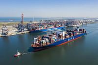 オランダ ロッテルダム港