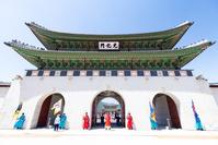 景福宮 守門将交代儀式