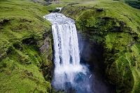 アイスランド スコゥガフォス