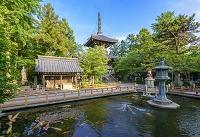 徳島県 鳴門市 霊山寺