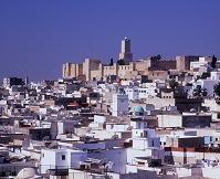 カスバとメディナの街並み