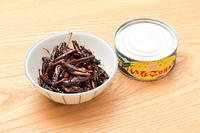 長野県 イナゴ甘露煮