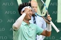 テニス:ゲリーウェバーオープン