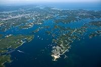 英虞湾の島々(リアス式海岸)伊勢志摩国立公園