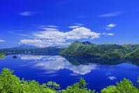 北海道 摩周湖 第一展望台より