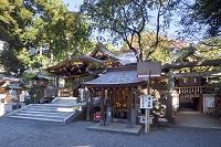 東京都 八王子市 明神町の子安神社