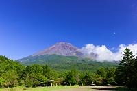 静岡県 富士山 宝永火口