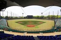 神奈川県 大和市 大和引地台野球場(ドカベンスタジアム)