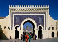 モロッコ フェス