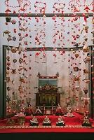 静岡県 雛のつるし飾り