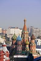 ロシア 聖ワシリイ大聖堂
