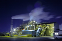 兵庫県 姫路の工場夜景